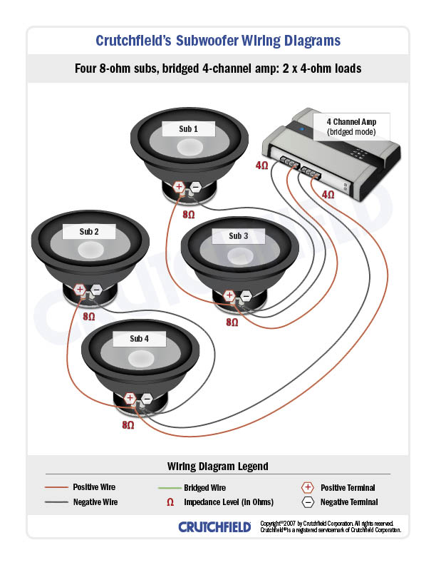 3 way speaker crossover wiring diagram basic house south africa subwoofer diagrams