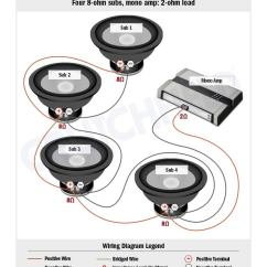 8 Ohm Speaker Wiring Diagrams Pdf Subwoofer