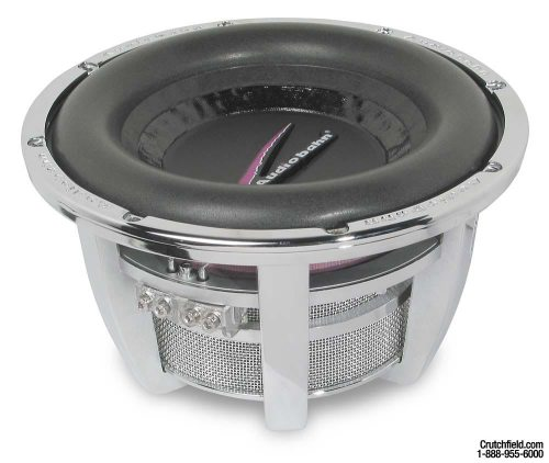 small resolution of audiobahn aw1000q 10 subwoofer with dual 4 ohm voice coils at crutchfield