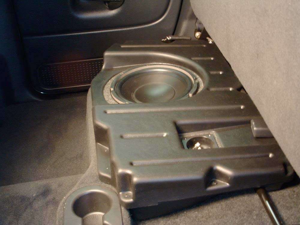1990 Chevy Silverado Fuse Box Location Q Customs Factory Fit Subwoofer Enclosures Black Fits