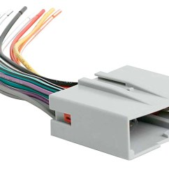 Wiring Diagram For Car Stereo F150 2005 Softail Metra 70 5520 Receiver Harness Connect A New In Select 2003 Up Ford Lincoln Mercury And Hyundai Vehicles At Crutchfield Com