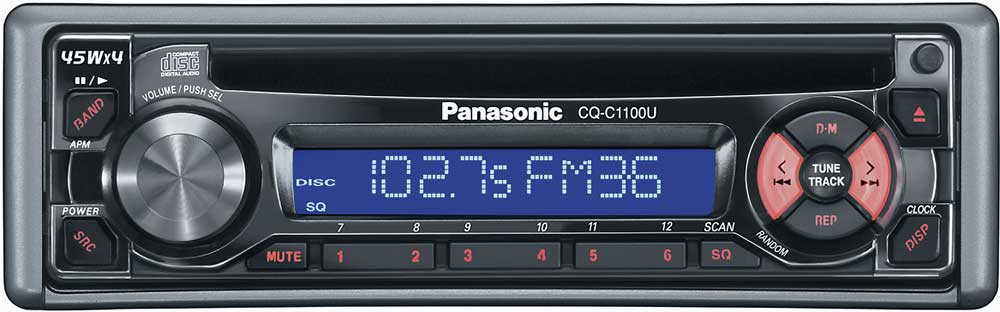 Panasonic Car Stereo Wiring Diagram Also Panasonic Radio Wiring