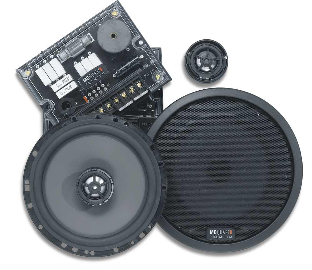 medium resolution of mb quart premium pce216 6 3 4 component speaker system at crutchfield com