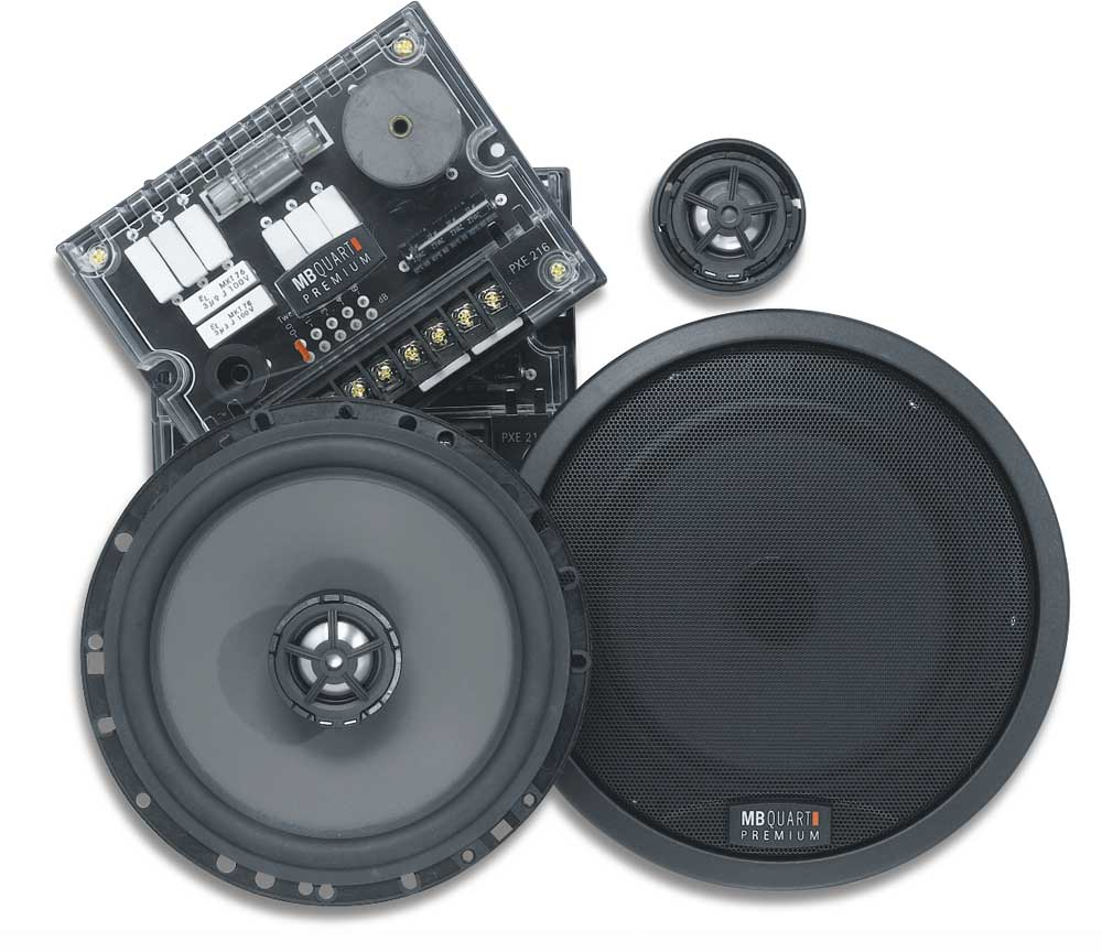 hight resolution of mb quart premium pce216 6 3 4 component speaker system at crutchfield com