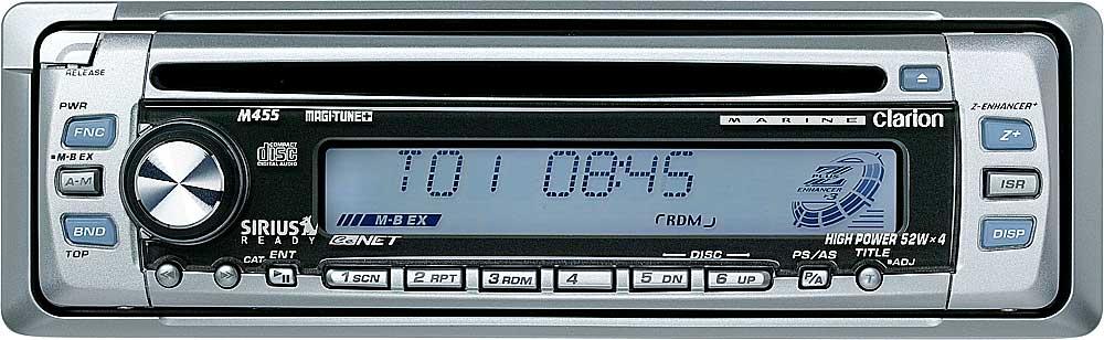 Clarion Drb4475 Wiring Diagram Car Radio