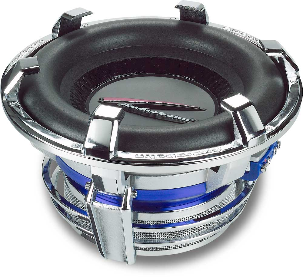 hight resolution of audiobahn aw1000n 10 subwoofer with dual 4 ohm voice coils at crutchfield com
