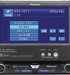 pioneer avh p5700dvd dvd cd receiver with 6 5 lcd monitor at crutchfield [ 1000 x 867 Pixel ]