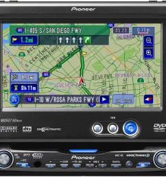 pioneer avic n3 in dash dvd receiver with navigation and 6 5 video rh crutchfield com pioneer avic n3 wiring diagram  [ 1000 x 879 Pixel ]