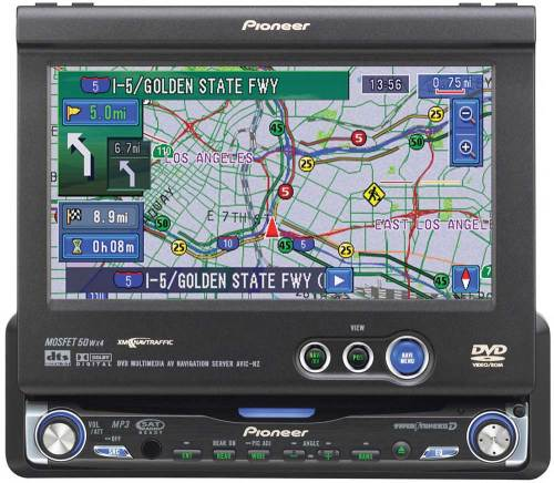 small resolution of pioneer avic n2 dvd cd navigation receiver with 6 5 monitor at crutchfield