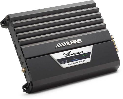 small resolution of alpine mra f350 5 channel digital theater car amplifier 50 watts rms x 5 at crutchfield com