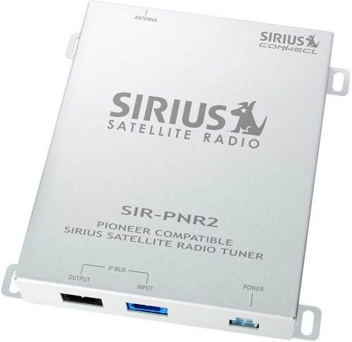 small resolution of pioneer sir pnr2 sirius satellite radio for pioneer in dash stereos at crutchfield com