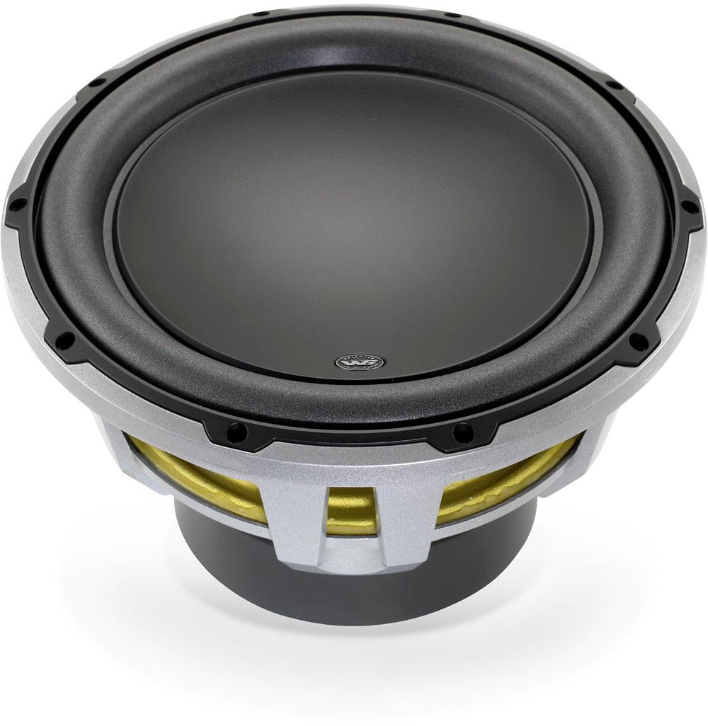 medium resolution of jl audio 12w6v2 d4 w6v2 series 12 subwoofer with dual 4 ohm voice coils at crutchfield com