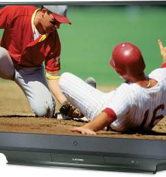 mitsubishi wd 57831 57 diamond series 1080p rear projection dlp hdtv at crutchfield com [ 1000 x 833 Pixel ]