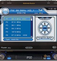 jensen dvd car stereo wiring diagram [ 1000 x 905 Pixel ]