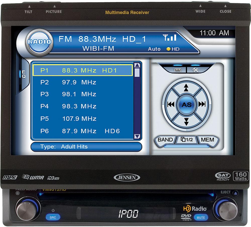 medium resolution of jensen dvd car stereo wiring diagram