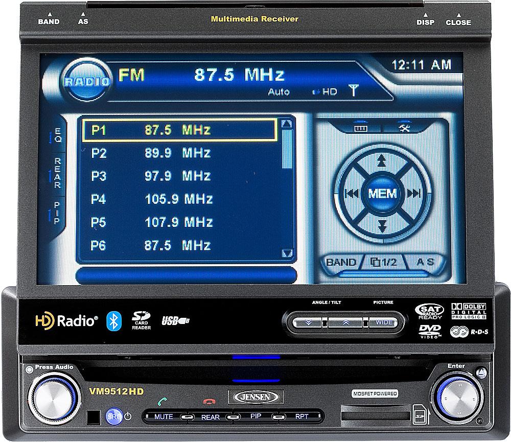 hight resolution of jensen vm9512hd dvd receiver at crutchfield com jensen vm9512 wiring diagram