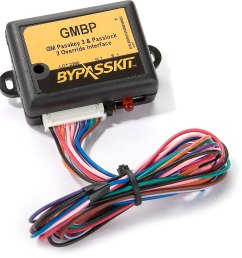 bypass essentials gmbp bypasskit allows remote start in gm vehicles with passkey3 or passlock ii [ 1000 x 1010 Pixel ]