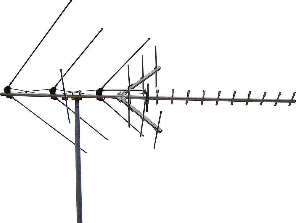 Channel Master 2018 Mid-range outdoor rooftop HDTV antenna