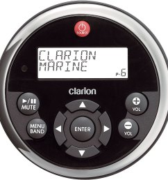 x020mw1 f clarion mw1 wired marine remote control at crutchfield com at highcare asia [ 1000 x 999 Pixel ]