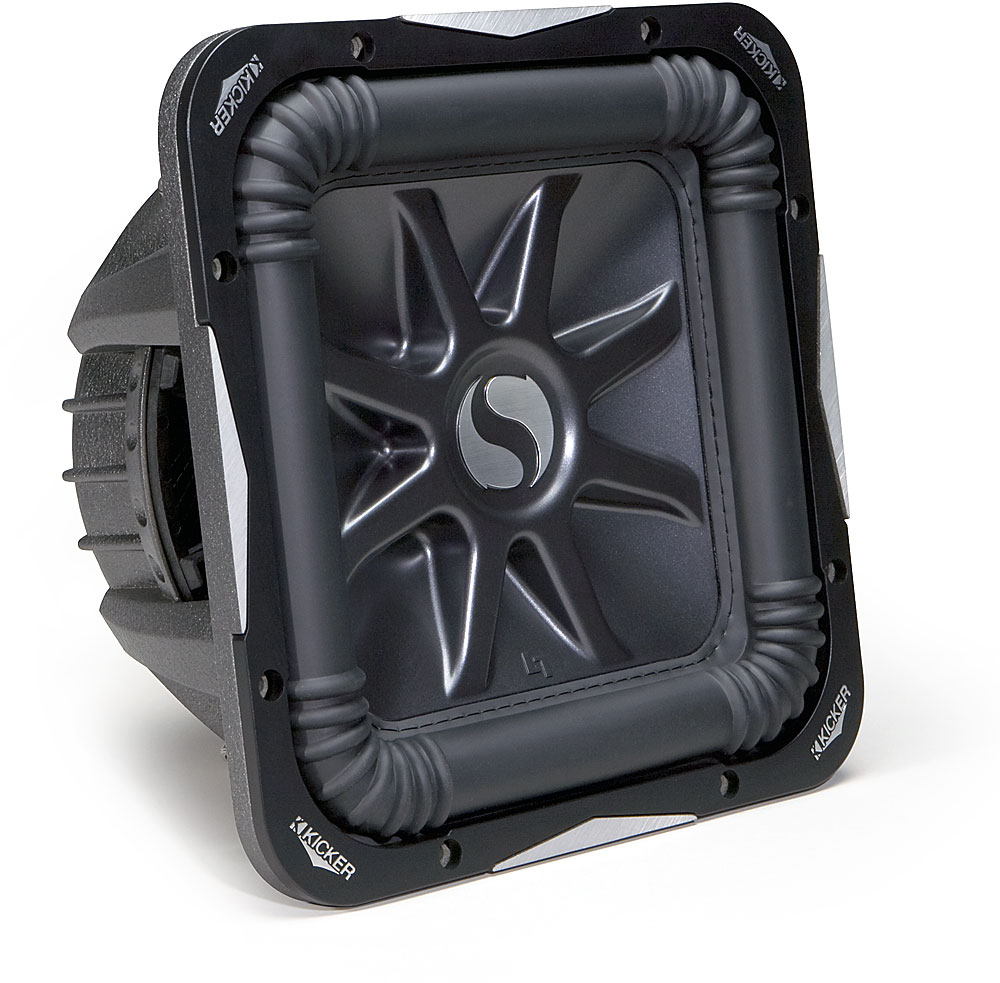 medium resolution of kicker solo baric l7 series 08s12l72 12 subwoofer with dual 2 ohm voice