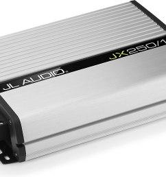 jl audio jx250 1 mono subwoofer amplifier 250 watts rms x 1 at 2 ohms at crutchfield com [ 1292 x 758 Pixel ]