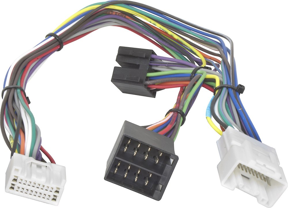 medium resolution of mitsubishi bluetooth wiring harness connects parrot bluetooth cell phone kits to the factory stereo in select 2007 up mitsubishi vehicles at crutchfield