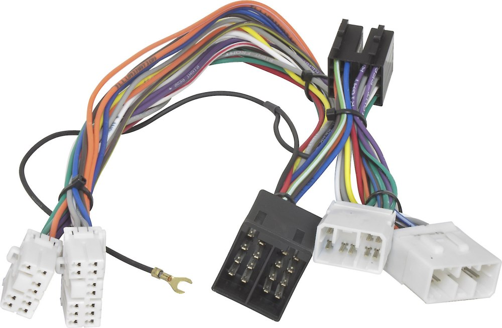 medium resolution of mazda bluetooth wiring harness connects parrot bluetooth cell phone kits to the factory stereo in select 1989 2001 mazda and 2003 ford vehicles at