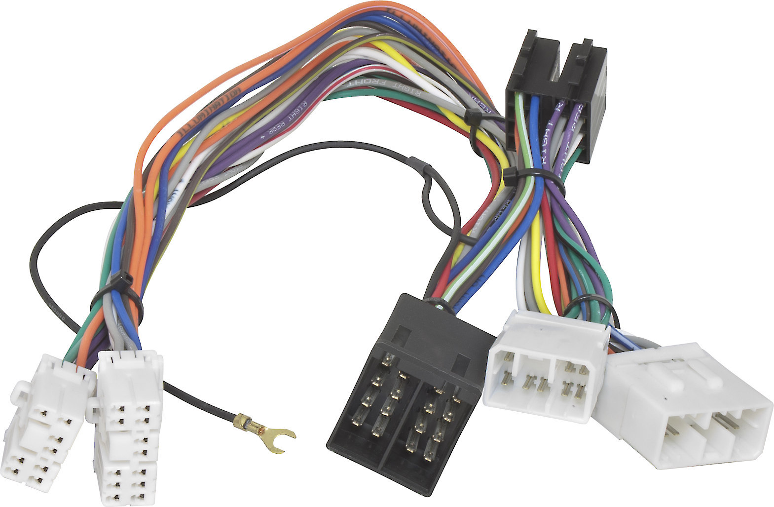 hight resolution of mazda bluetooth wiring harness connects parrot bluetooth cell phone kits to the factory stereo in select 1989 2001 mazda and 2003 ford vehicles at
