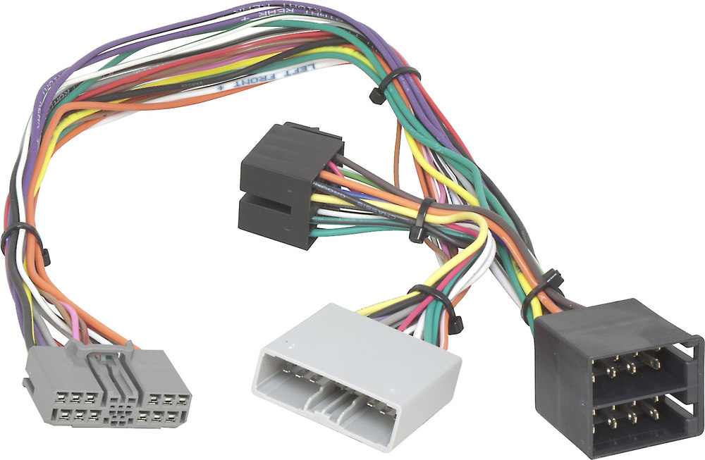 Honda Bluetooth® Wiring Harness Connects Parrot Bluetooth Cell