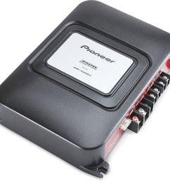 pioneer gm 3400t 2 channel car amplifier 60 watts rms x 2 at crutchfield com [ 1000 x 911 Pixel ]