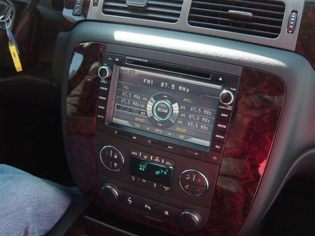 2007 Chevy Suburban Fuse Box Rosen Gm0700 N11 Navigation Receiver Custom Fit
