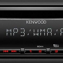 Kenwood Kdc 108 Stereo Wiring Diagram 2000 Chevy S10 Alternator Cd Receiver At Crutchfield Com