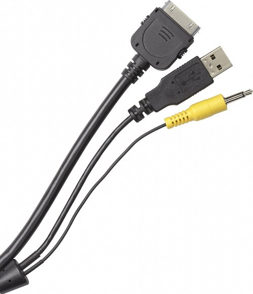 small resolution of sony rc 202ipv ipod audio video cable for select sony dvd receivers at crutchfield com