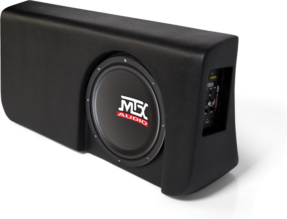 medium resolution of mtx amplified thunderform custom fit powered subwoofer u2014 fits 2009mtx amplified thunderform custom fit powered