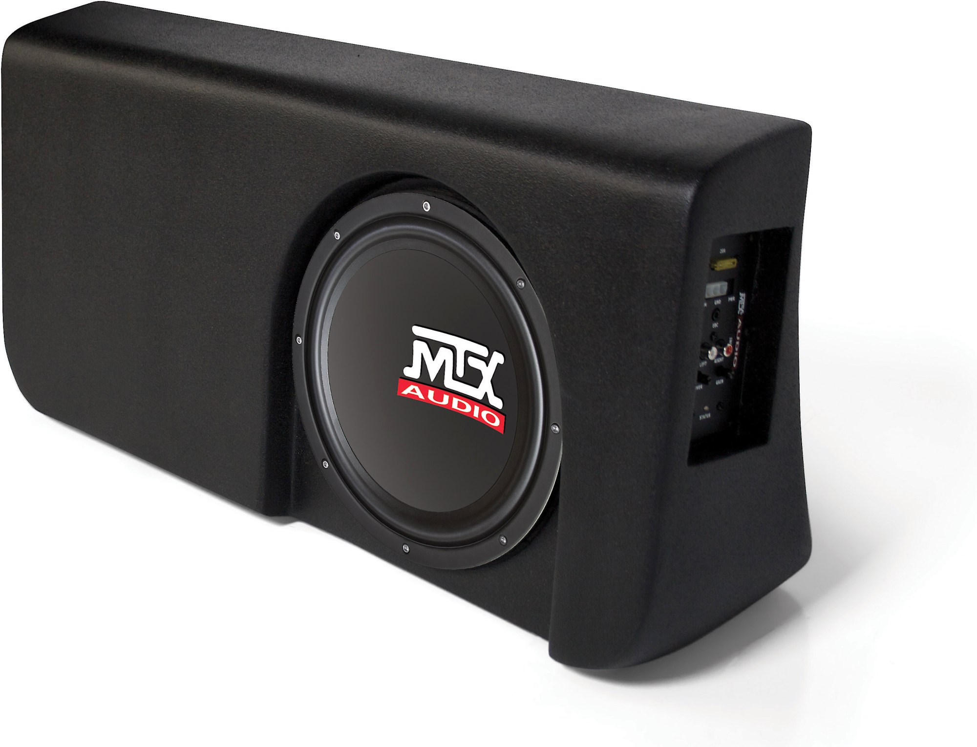 hight resolution of mtx amplified thunderform custom fit powered subwoofer u2014 fits 2009mtx amplified thunderform custom fit powered