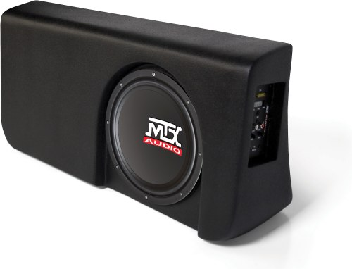 small resolution of mtx amplified thunderform custom fit powered subwoofer u2014 fits 2009mtx amplified thunderform custom fit powered