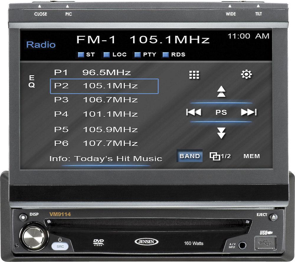 medium resolution of jensen vm9114 wiring harness 28 wiring diagram images jensen vm9311ts jensen hd radio tv auto