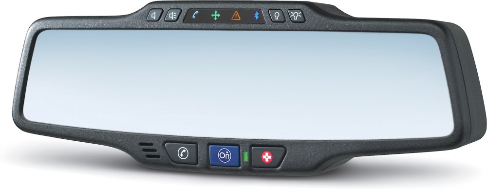 medium resolution of onstar fmv rear view mirror with onstar at crutchfield onstar fmv wiring diagram