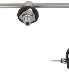 retrosound volkswagen antenna side mount dual post antenna with chrome base for select 1949 79 vws model asmadp at crutchfield com [ 2495 x 724 Pixel ]