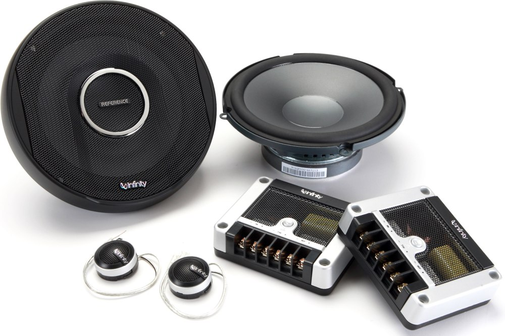 medium resolution of infinity reference x ref 6500cx 6 3 4 component speaker system also fit 6 1 2 openings at crutchfield com