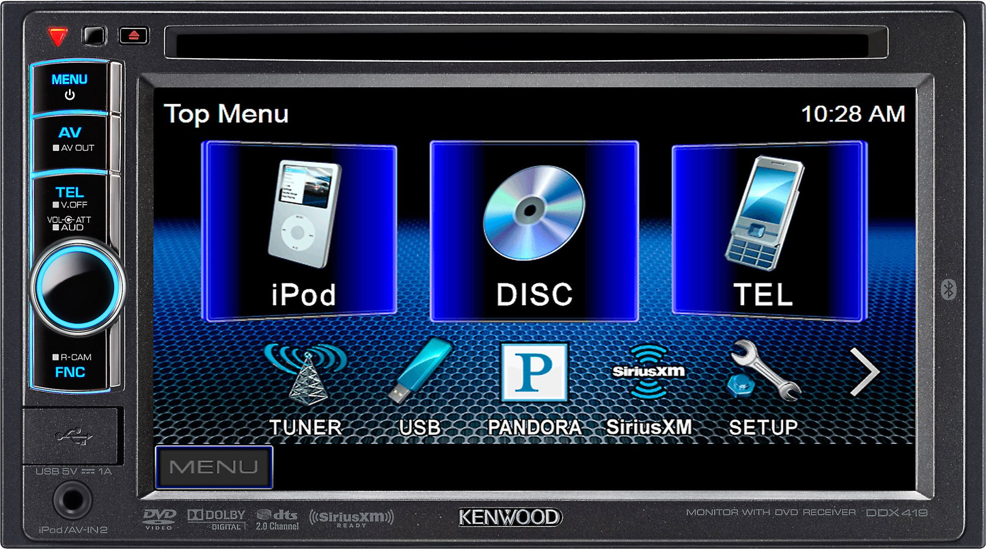 hight resolution of kenwood ddx419 dvd receiver at crutchfield ddx419 kenwood car stereo wiring diagrams