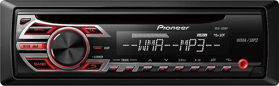 Pioneer Deh 150mp Pioneer Deh 150mp Wiring Diagram