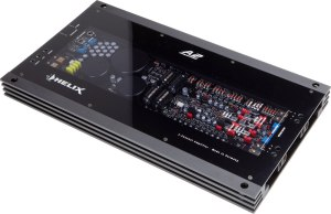 HELIX Competition A2 (Black) 2channel car amplifier — 150 watts RMS x 2 at Crutchfield