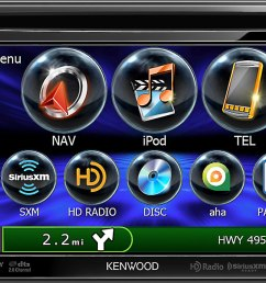 kenwood excelon dnx690hd navigation receiver at crutchfield com kenwood dnx690hd wiring diagram [ 1242 x 688 Pixel ]