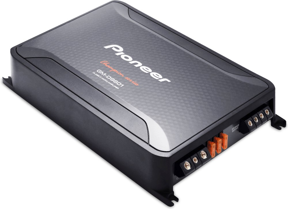 medium resolution of pioneer gm d9601 mono subwoofer amplifier 1200 watts rms at 1 ohm at crutchfield com