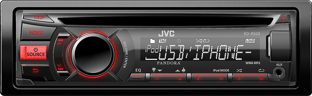 medium resolution of jvc kd r540 cd receiver at crutchfield jvc kd r540 wiring diagram