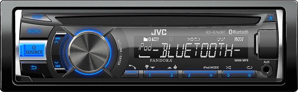 medium resolution of jvc kd r740bt cd receiver at crutchfield com jvc car stereo kd r740bt wiring diagram
