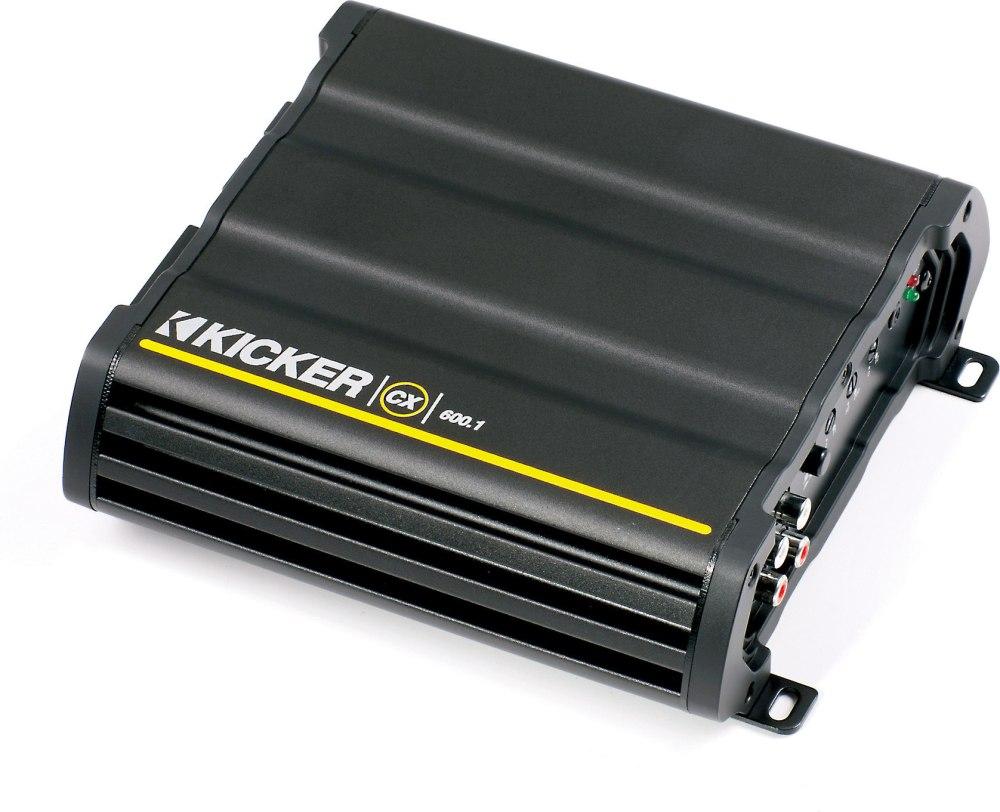 medium resolution of kicker 12cx600 1 mono subwoofer amplifier 600 watts rms x 1 at 2 kicker cx600 1 wiring diagrams