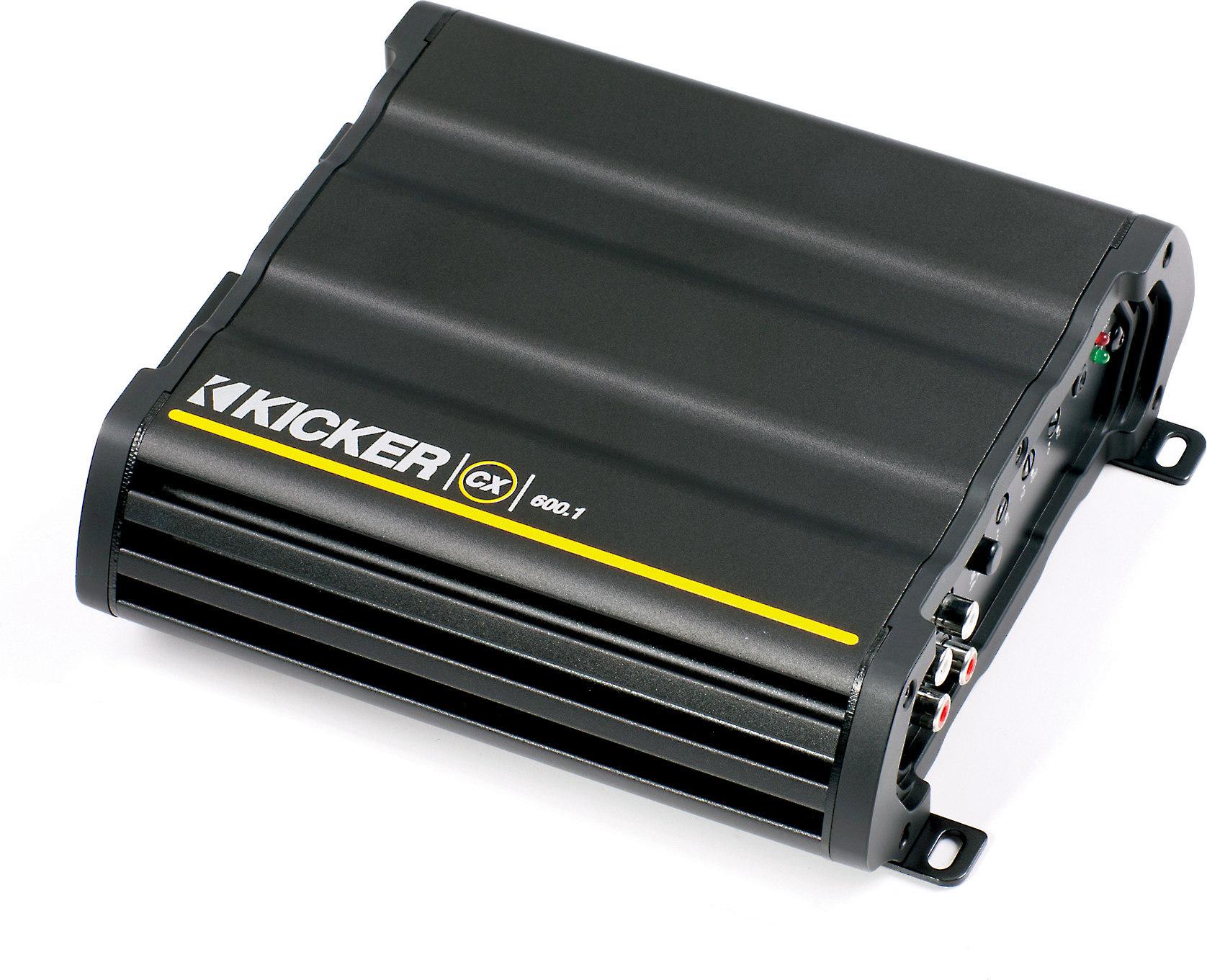 hight resolution of kicker 12cx600 1 mono subwoofer amplifier 600 watts rms x 1 at 2 kicker cx600 1 wiring diagrams