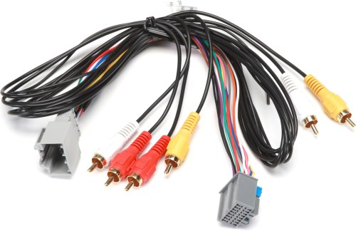 small resolution of pac gmrvd rear seat entertainment cable retain the factory rear seat dvd system or add monitors to the factory entertainment system in select 2007 up